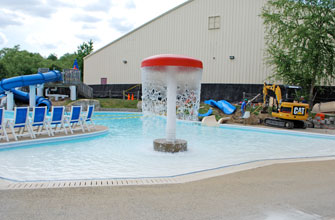 Commercial Pool - Water Park