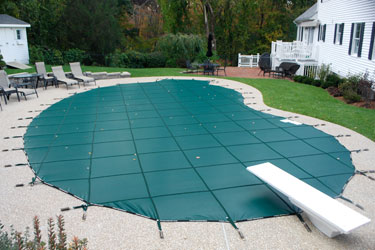 Puraqua Pool Service Safety Cover Installations Loop