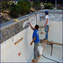 Puraqua Pool Service Gunite And Vinyl Pool Renovations