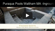Puraqua Pools - Gunite Pool Reconstruction Video