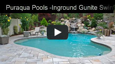 Puraqua Pools - Gunite Pool Construction Video