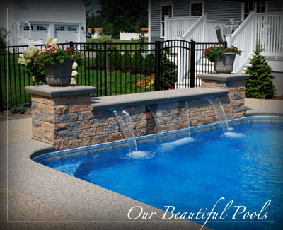 Puraqua Pools - Gunite Pool MA